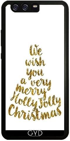 SilikonHülle für Huawei P10 Plus - Holly Jolly Christmas 2