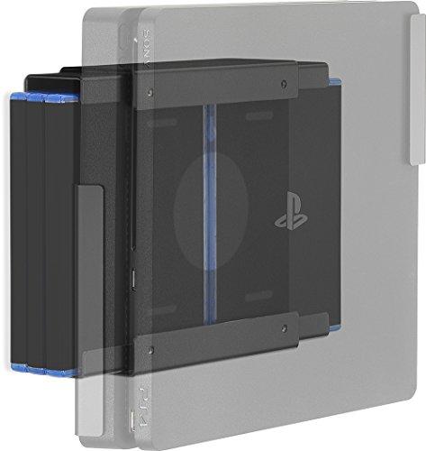 GamingXtra Unité de Stockage pour Sony PS4 et Xbox One de Jeux Universelle – Noir