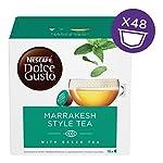 Nescaf-Dolce-Gusto-Marrakesh-Style-Tea-T-Verde-Aromatizzato-alla-Menta-3-Confezioni-da-16-Capsule-48-Capsule