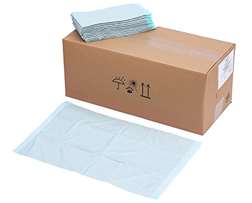 200x 6-lg 40x60cm Zellstoff Krankenunterlage Einmalunterlagen Wickelunterlagen Tierunterlagen babyunterlagen Inkontinenz