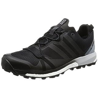 adidas Terrex Agravic Gtx, Herren Wanderschuhe, Schwarz (Nero Negbas/negbas/ftwbla), 41 1/3 EU