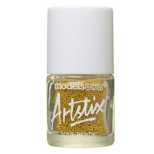 Models Own artstix Nail Perlen Gold