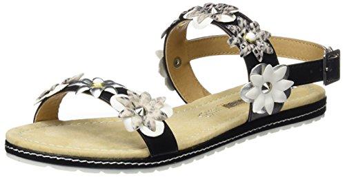 Sandalo Charles 66771 Mare Ix Nero Maria zFftwIqxt