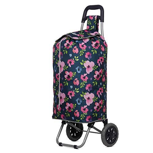 adf7de778d9b Hoppa Lightweight 2 Wheel Capacity Shopper Luggage Cart from Hoppa ...