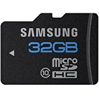 Samsung MB-MSBGA/EU Carte Mémoire Micro SD Classe 10 32 Go Série Standard