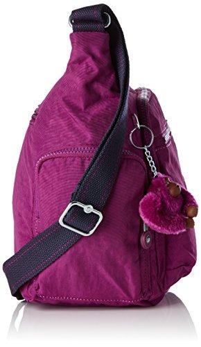 Kipling Gabbie - Borsa a  Tracolla da donna Rosa (Urban Pink C)
