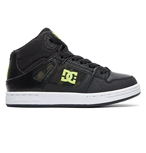 DC Shoes Pure High SE - High-Top Shoes for Boys - High-Top-Schuhe - Jungen 8-16