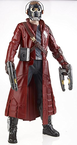 Marvel Guardianes de la Galaxia - Figura de Rapid Revealers Star Lord 4