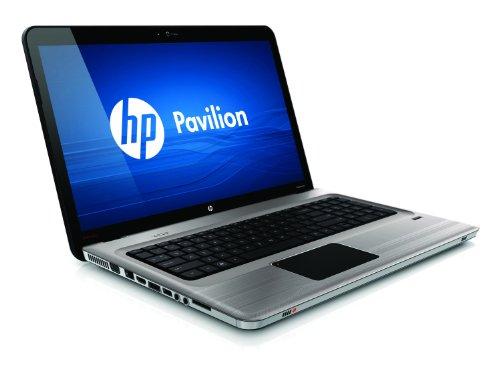 HP Pavilion dv7-4050ea Entertainment Notebook PC Core (i7-720QM) 1.6GHz 4GB 500GB 17.3 inch HD+ LED BrightView DVD±R/RW SuperMulti (LS) WLAN BT Webcam Windows 7 Pro 64-bit (ATI Radeon HD 5650)
