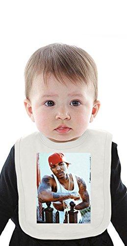 The Game Organic Baby Bib With Ties Medium