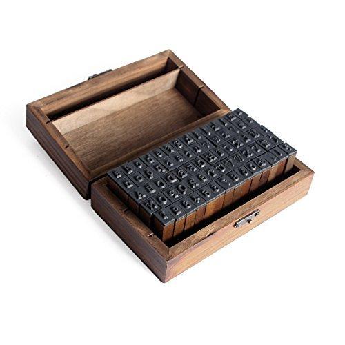 Alphabet Letters Stamps Multipurpose Stamper