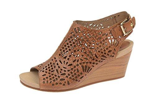 PikolinosW0a-1524 Brandy - Scarpe con cinturino alla caviglia Donna , marrone (marrone), 41 EU
