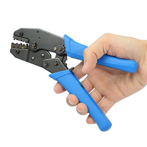 Zwinge Werkzeug Crimpzangen Zange für 0.25~6.0mm Crimping Kabel end-sleeve