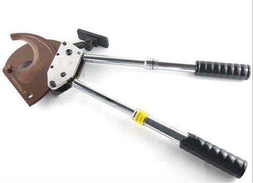 Gowe à cliquet pour Cu, Al Câble blindé et inférieure à 95 mm Outil Coupe Câble