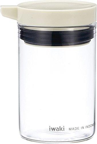 iwaki color? dessus la sauce de soja bouteille 80ml blanc KB5022-W (japon importation)