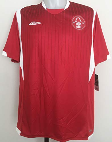 Nottingham Forest 2009/10 Home Shirt