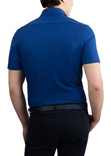 eterna Herren Freizeithemd C547 Blau (Blau 16)