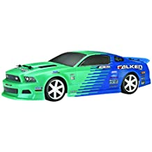 HPI Racing Micro RS4 Ford Mustang - Radio-Controlled (RC) land vehicles (Cochecito de juguete)