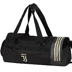 Idea Regalo - adidas Juventus Duffelbag M, Black/Clay, 56 x 24 x 26 cm