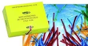 Mallard Ferriere-ATTACHE CELLO VERTE P/1000