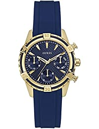 Guess Analog Blue Dial Women's Watch - W0562L2