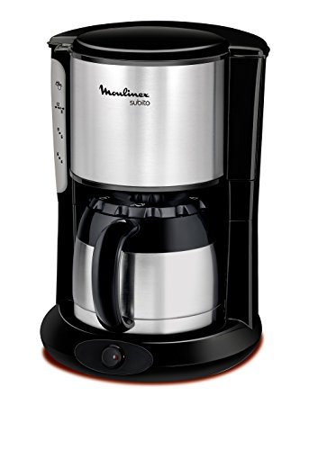 Moulinex FT360811 - Cafetera de goteo, 850 W, color negro
