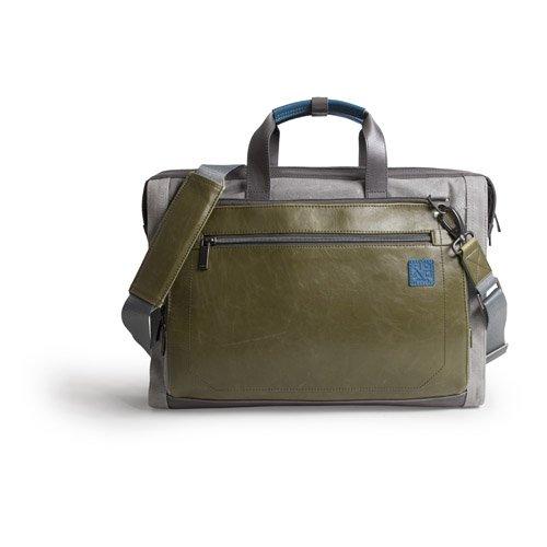 golla-g1577-maletines-para-porttil-funda-maletn-verde-gris-algodn-polister-44-cm-11-cm-33-cm