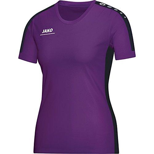 Jako T-Shirt Striker Multicolore - Rose/Noir
