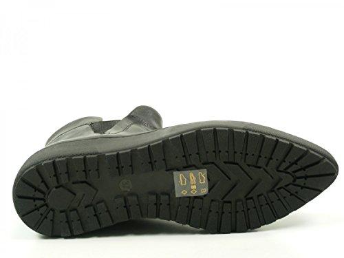 SPM 16305733 Shrimp Schuhe Damen Stiefeletten Schwarz