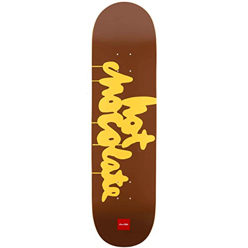 Chocolate Hot Deck. Brown - 8.5