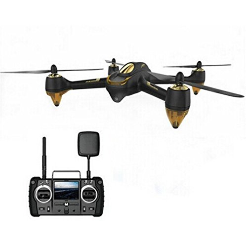 GEHOO Hubsan H501S RTF X4 PRO 5.8G GPS Drone Brushless Follow Me...