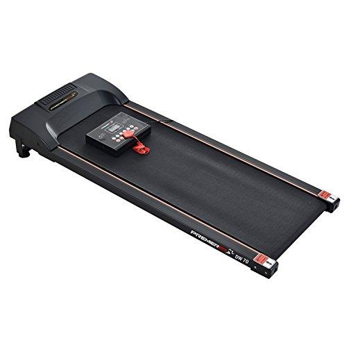 PremierFit Dw70Marche électrique motorisé Tapis de Course pour Debout Desk/Support Bureau Fitness Power Walk