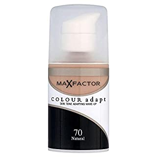Max Factor Colour Adapt Oil-Free Foundation 70 Natural