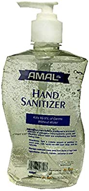 Hand Sanitizer Gel AMAL 500ml
