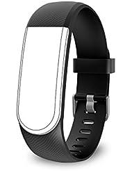 endubro bracelet pour ID101 HR / ID101 podomètres   Tracker d'activité LETSCOM   Bracelet Connecté VicTsing