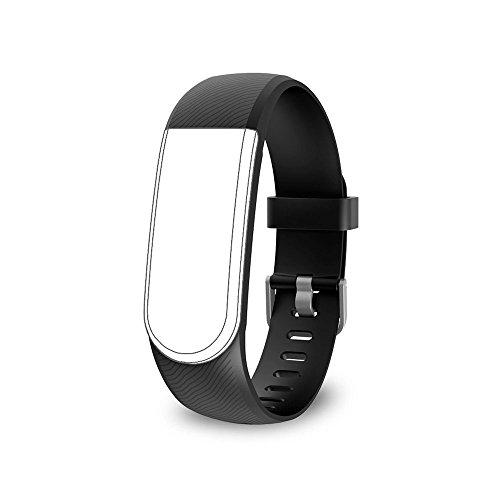 endubro pulsera de repuesto para ID101 HR | ID101 | VicTsing Pulsera Actividad | Omorc | Roguci | LETSCOM Fitness Tracker | CHEREEKI Smartwatch pulsera inteligente