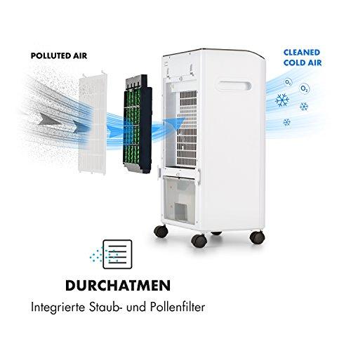 oneConcept MCH-2 V2 mobiles Klimagerät Bild 4*
