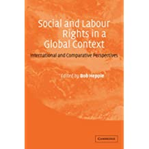 Social and Labour Rights in a Global Context: International and Comparative Perspectives