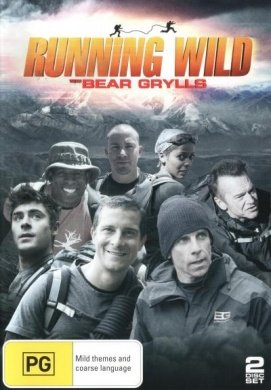 Preisvergleich Produktbild Bear Grylls: Stars am Limit / Running Wild with Bear Grylls (Season 1) - 2-DVD Set ( ) [ Australische Import ]