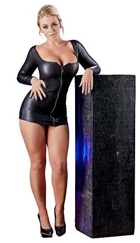 Sexy Dessous Mädchen Kleider mit einen glitzernden Reißverschluss, kleine ()