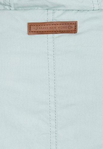 Naketano Benficker Nuno Jacket Dirty Steel Pastel Mint