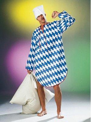 - Nachthemd Kostüm Ideen