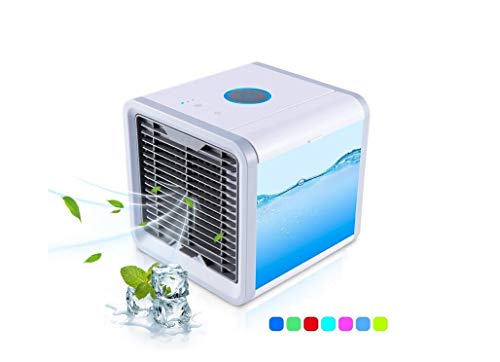 Tango Mini acondicionador de Aire portátil | Ventilador, humidificador y purificador del...