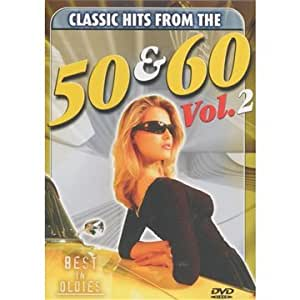Classic Hits from 50s & 60s 2 [DVD]