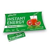 GOMO Energy® bevanda energetica senza zucchero | aumenta la resistenza e la concentrazione | aumenta la capacità fisica e produttività mentale | vegano e ipocalorico | Blood Orange 30 porzioni