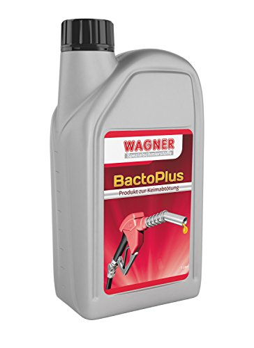 WAGNER BactoPlus Bakterienschutz für Kraftstoffe - 049001 - 1 Liter