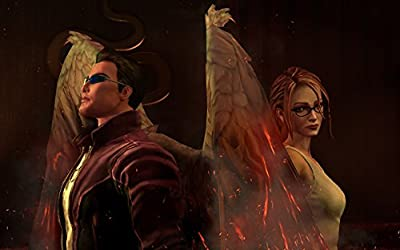 Saints Row IV Re-elected/Saints Row: Gat Out of Hell by Koch Media