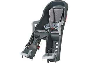 Polisport Kids Guppy Seat Mini Front - Grey/Silver