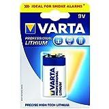 Varta Professional Lithium 9V Bloc