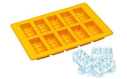 Building blocks, 10 bricks silicone ice tray